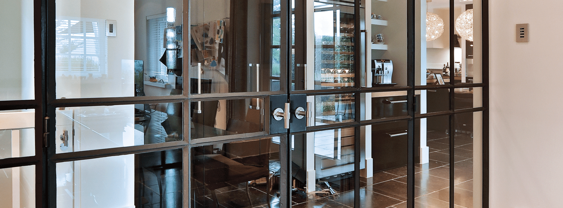 Stalen deuren zijn een echte stijl toevoeging aan je interieur!