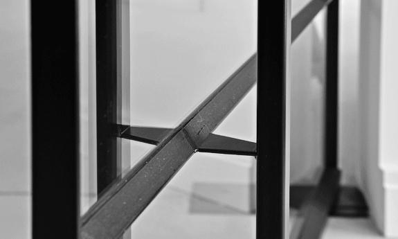 StalenDeurenHuys details in stalen deuren.