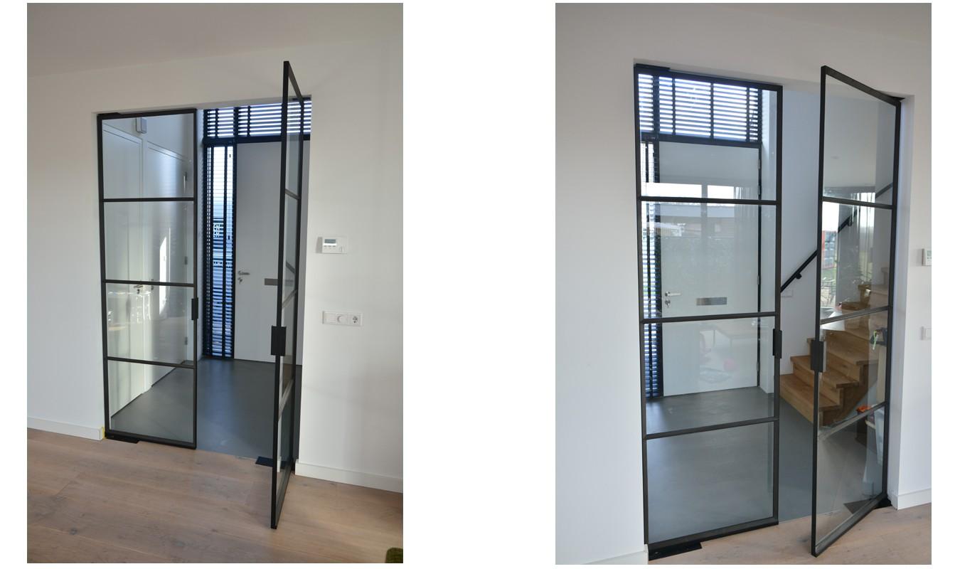 Moderne taatsdeur, Stalen deur, Taatsdeur, Moderne deur, Stalen taatsdeuren