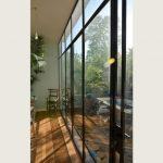 stalen buitendeur, project haarlem, realisatie StalenDeurenHuys