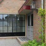 stalen ramen landsmeer - gerealiseerd door StalenDeurenHuys
