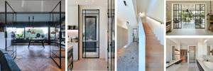 stalen deuren in 2020 zijn hot en happening! Trending in de wereld van interieur design.