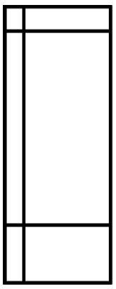 standaard stalen deuren - model 4