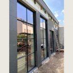stalen buitendeuren Maastricht   schrijnwerk metaal   stalen buitendeuren op maat