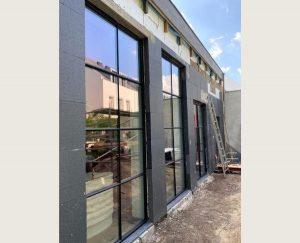 stalen buitendeuren Maastricht | schrijnwerk metaal | stalen buitendeuren op maat